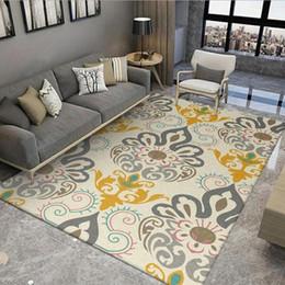 Home door mats online shopping - Nordic Carpets Rugs Modern Carpet Living room Bedroom Large Child Climbing Mats Kitchen Door Mat Home Decor Area Rug Antiskip W26