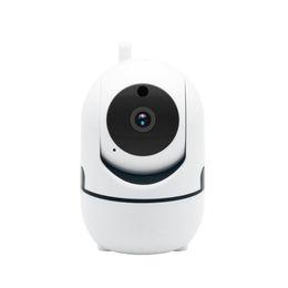 1080p HD Indoor Wireless Security Camera,Dome Camera Black WiFi