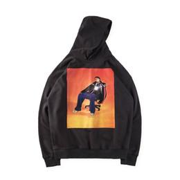 $enCountryForm.capitalKeyWord UK - 2018 New Fashion Designer Brand Clothing Model Portrait Printed Women Men Hoodies Sweatshirt Hiphop Men Hoodie Pullover