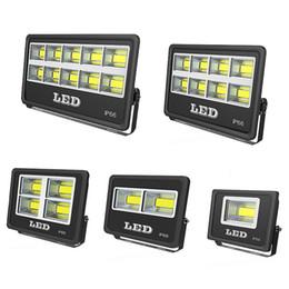 Опт Открытый светодиодный прожектор 600 Вт 500 Вт 400 Вт 300 Вт IP66 водонепроницаемый Exterieur COB прожектор 90 градусов угол пучка прожектор