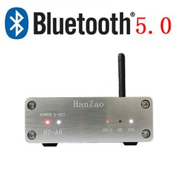 $enCountryForm.capitalKeyWord Australia - Bluetooth Receiver 5.0 Wireless Bluetooth Input AUX Analog Audio Input Two In One Out Analog Audio Conversion