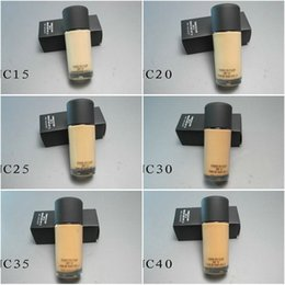 Fix Block Australia - 144pcs lot(top quality!Hot sale studio foundation FIX 12COLORS (NC & NW)costmtic LIQUID FOUNDATION DHL FREE