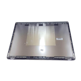 back laptop cover UK - Original Laptop Shell for TOSHIBA Satellite P875 P870 LCD Back Cover Rear Lid Top Case Silver V000280070 V000280060