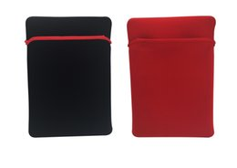 "Macbook 11 Australia - Laptop Sleeve 5"" 7"" 8"" 9"" 10"" 11"" 12"" 13"" 14"" 15"" 17"" Inch Notebook Case Soft Bag For Phone iPad Macbook Air"