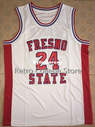 $enCountryForm.capitalKeyWord Australia - Mens #24 Chris Herren Fresno State red white Basketball Jersey all size Embroidery Stitched Customize any name and name XS-6XL vest Jerseys