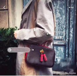 $enCountryForm.capitalKeyWord Australia - M43557 camera bag Shoulder Bags Cross Body Totes handbags brand fashion TOP luxury designer bags famous women Classic leather Tassel bag 1AA