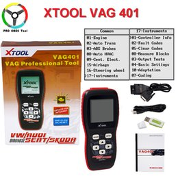 $enCountryForm.capitalKeyWord Australia - Newest 100% XTOOL VAG401 OBD2 Auto Diagnostic Tool VAG 401 Code Reader Free Update Online Shipping