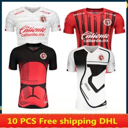 jersey soccer club Canada - DHL Free shipping 2019 2020 Club LIGA MX Club Tijuana Soccer Jerseys 19 20 Xolos Special Edition Jersey Size can be mixed batch