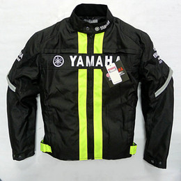 Motorcycle Jacket For Winter Australia - Winter Removable Cotton Liner Men Jacket Motorcycle Racing Jackets With Protective Gear For Yamaha Auto Moto Jacket Chaqueta