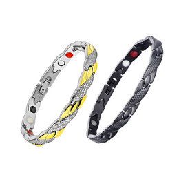 $enCountryForm.capitalKeyWord Australia - Weight Loss Magnetic Slimming Bracelet Fashionable Jewelry For Man Woman Link Chain Weight Loss Bracelet Health Slimming Product