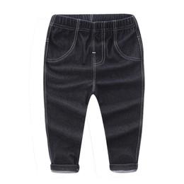 $enCountryForm.capitalKeyWord Australia - Winter Baby Boys Pants Children Boys Casual Sports Trousers Toddler Thicken Jeans Kids Boys Fashion Outdoor Clothing