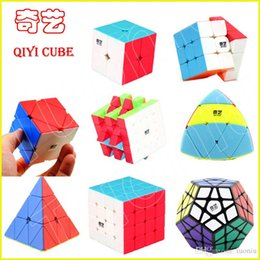 Block Cube Australia - XMD QIYI 2x2 3x3 4x4 5x5 Magic Puzzles Cube Competition Blocks Speed Professional Cubes Brain Teaser Magico Cub Toys