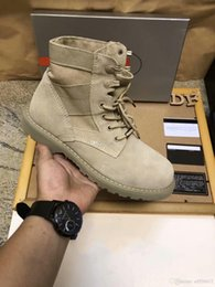 Discount swat shoes - Delta Tactical Boots Military Desert SWAT American Combat Boots Outdoor Shoes Breathable Wearable Boots Hiking EUR size