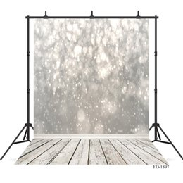 background backdrop floor NZ - bokeh glitter photography backdrops wooden floor backdrop sunset photo background for party children cloth backgrounds photo studio