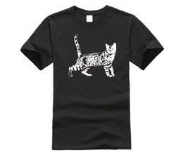$enCountryForm.capitalKeyWord Australia - 2019 Fashion Hot sale Bengal Cat. ringspun Mens T-shirt. All colours and sizes Tee shirt