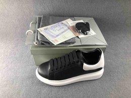 Ingrosso scarpe firmate in vera pelle Designer Sneaker Scarpe casual donna uomo donna ragazzo ragazza scarpa migliore abito scarpa escursione scarpa