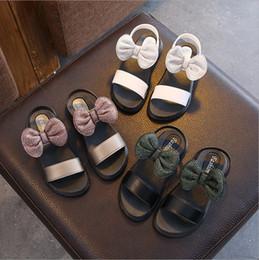 $enCountryForm.capitalKeyWord Australia - Girls sandals 2019 new Korean version of the summer little princess children's beach shoes students big children non-slip soft bottom