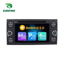 $enCountryForm.capitalKeyWord Australia - Android 9.0 Core PX6 A72 Ram 4G Rom 64G Car DVD GPS Multimedia Player Car Stereo For FORD Focus 04-08 Radio Headunit
