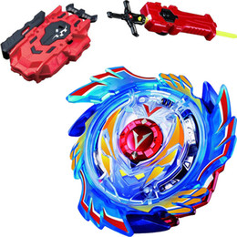 $enCountryForm.capitalKeyWord NZ - New Beyblade Burst Toys B-128 Bayblades Toupie Metal Fusion God Spinning Top Bey Blade Blades Toy bay blade bables B117 B118 B67