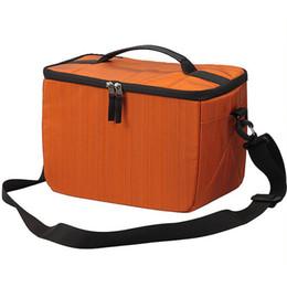 $enCountryForm.capitalKeyWord Australia - Waterproof Dslr Slr Camera Shoulder Bag Insert Padded Partition Lens Bag Case