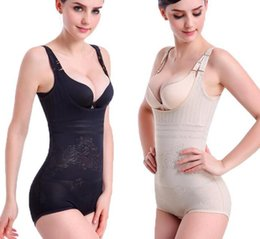 Slimming Suit Shapewear Australia - Women Luxury Push Up Body Shaper Bodysuits Corset Slimming Suit Shapewear Shapers Underwear Lady Clothes