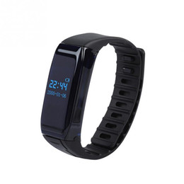 Discount bracelet recorder - 8G Wireless Bracelet Voice Recorder Player Time Display Wristband HD Voice Recording Support Native Playback