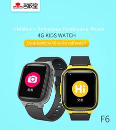 $enCountryForm.capitalKeyWord Australia - Smart Watch Children Wrist Watch IP67Waterproof Baby Watch With Remote Camera SIM Calls 4G GPS WIFI