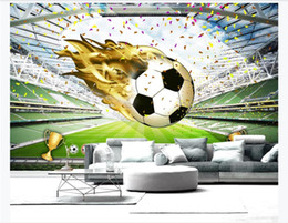$enCountryForm.capitalKeyWord Australia - customized 3d photo wallpaper murals wall paper HD huge football field 3D indoor sofa background wall decoration wallpaper for walls 3d