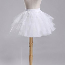 white tutus for sale NZ - 2020 Hot Sale Girls Sweet Skirts White Black One Size Maid Wear Lolita Tutu Short Skirt Wedding Skirts Fashion For Women Skirts