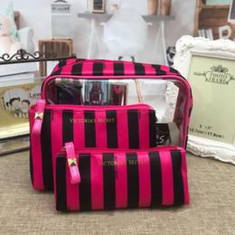 Clear pvC CosmetiC makeup bag online shopping - 2019 New Brand Logo PVC Women s Cosmetic Bags Makeup Bag Multi function Waterproof Simple Portable Storage Bag Cute Girl Bath Storage Bag