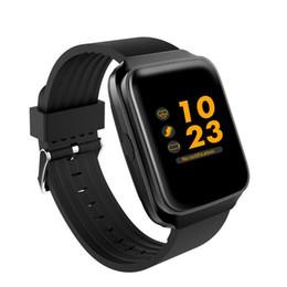 $enCountryForm.capitalKeyWord Australia - Z40 Plus Bluetooth Smart Watches Blood Pressure Heart Rate Monitor Luxury Men Smart Bracelet Clock Pedometer for iPhone Android Samsung 6