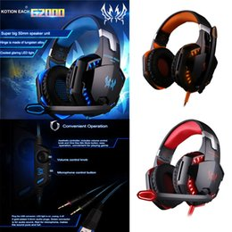 Pc gaming headsets usb online shopping - Fashion Surround Stereo HiFi Pro Gaming Headset with HD Mic For PS4 XBOX PC Games Computers Game Virtual Sound Gamer