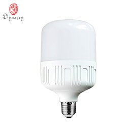 Free Energy Saving Bulbs Australia - 2Pcs Lot 9W LED High Power Bulb Super Brightness Energy Saving lamp E27 Holder AC85-265V Indoor Outdoor Lights Fixture Dynasty Free Shipping