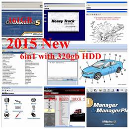 Toptan satış Mitchell Yazılım 2015V Son 6in1 ile 320 gb hdd Oto Tamir Yazılımı Mitchell isteğe bağlı + menajer artı + ağır kamyon vb