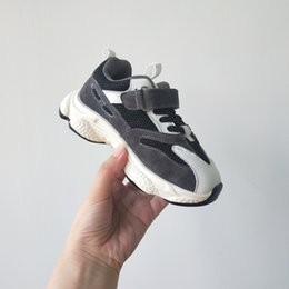 $enCountryForm.capitalKeyWord Australia - Kids Shoes Designer Shoes Big Boys Girls Baby Toddler Sport Trainers Baby Athletic Sneakers 2019 Autumn New Baskets Trainers Infant Sneakers