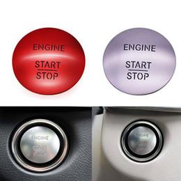 Universal Car Keyless Go Start Stop Push Button Switch motore per Mercedes Benz W164 W204 W205 W212 W221 accessori di ricambio in Offerta