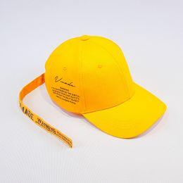 $enCountryForm.capitalKeyWord UK - Korean version of the English letter long strap baseball cap male summer trend duck cap female trip sun hat couple #220111