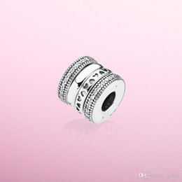 Boxed Charms Australia - New arrival 925 Sterling Silver Rotatable Charm Set Original Box for Pandora DIY Bracelet Charms Jewelry accessories