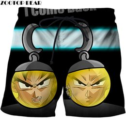 Anime Earring 3d Print Beach Shorts Men Casual Board Shorts Plage Quick Dry Shorts Swimwear Streetwear 8xl Dropship Zootop Bear Men's Clothing