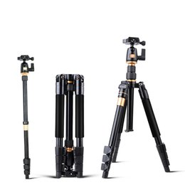 $enCountryForm.capitalKeyWord NZ - Camera Tripod Aluminium Alloy Camera Video Monopod Professional Extendable Tripod With Quick Release Plate Stand TOP