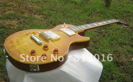 $enCountryForm.capitalKeyWord NZ - Wholesale Custom Shop 1959 VOS Top Iced Tea Burst chibson electric guitar Chinese guitar