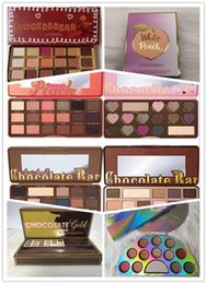 Gold chocolate bars online shopping - Hot sweet peach eye shadow Chocolate Gold palette eyeshadow Too fAce white Chocolate bar colors Peaches Eye shadow Makeup Cosmetics
