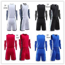 c890a2c17cc Cool basketball Uniforms custom kids male adult ball suit basketball  training match jerseys customized wholesale Absorb sweat