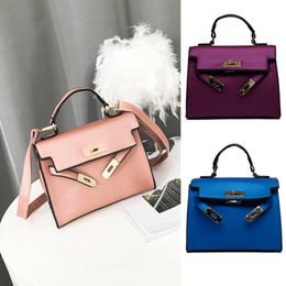 $enCountryForm.capitalKeyWord Australia - Women's Shoulder Bag Women's Fashion Luxury h Handbag Women Bags Designer Leather Top-Handle Crossbody Messenger Bag 2019 Tote