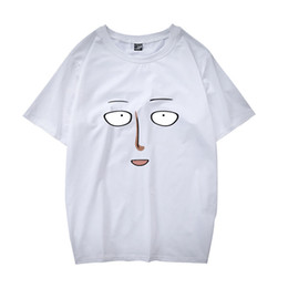 2a7a8a0cb summer anime cartoon One Punch Man funny t-shirts hip hop couple men women t  shirts casual tee shirt short sleeve t-shirt tops
