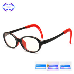 $enCountryForm.capitalKeyWord Australia - VCKA Children Anti-blue light Glasses Frame Girl Game Protective Goggle Kids TR90 Silicone Boy Computer Ultralight Eyeglass