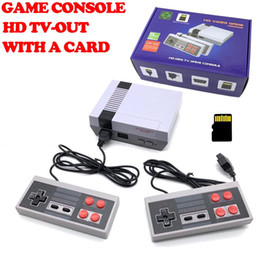 Videos cans online shopping - Can store HDMI Mini TV Game Consoles Model video Game Player For HD Games Console Birthday Xmas Christmas Gift hot sale