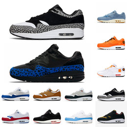 royal pack Australia - Top quality Atmos 1s men women Running Shoes Animal Pack 3.0 Elephant Black Leopard Print Sports Designer Sneakers Size 36-45 Free Shipping