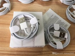 Charger Samsung Quality Australia - With retail package box 1m A++++ Original oem quality Metal braid usb Charger Cables with print serial For Samsung S6 S8 iPhone X 8 7 6