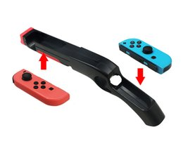 Console sets online shopping - 2pieces set Controller Grips Joy Con Case for Nintendoswitch Nintend Switch Joy Con Handle NS N Switch Game Console Accessories